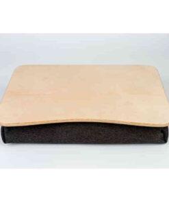 Поднос на подушке для ноутбука Берёза