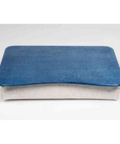 Blue Pillow Laptop Tray