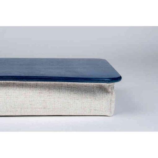 Blue Pillow Laptop Tray