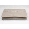 Поднос на подушке для ноутбука Беленый дуб
