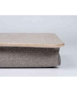 Bleached Oak Pillow Laptop Tray