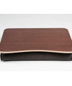 Chestnut Glitter Pillow Laptop Tray