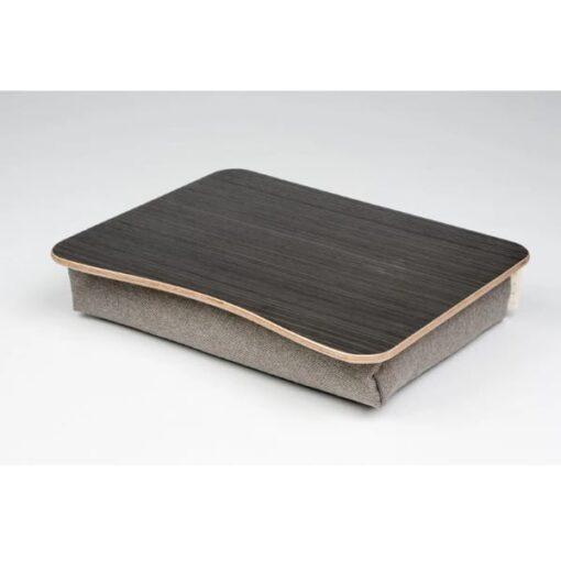 Поднос на подушке для ноутбука Эбеновое дерево