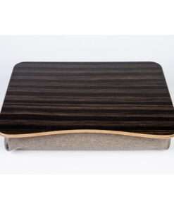 Ebony Natur Pillow Laptop Tray