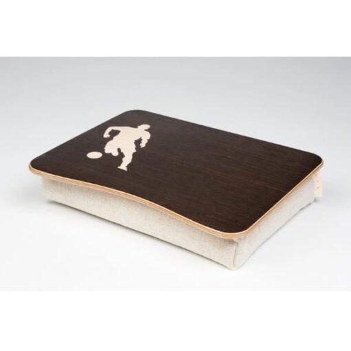 Поднос на подушке для ноутбука Футбол
