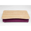 Olive Prima Pillow Laptop Tray