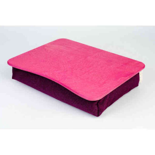 Pink Pillow Laptop Tray