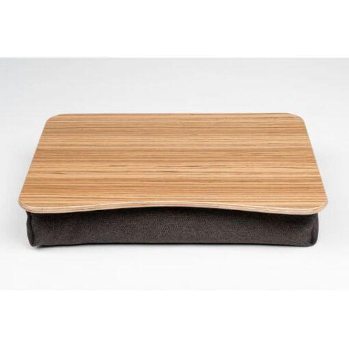 Zebrano Pillow Laptop Tray