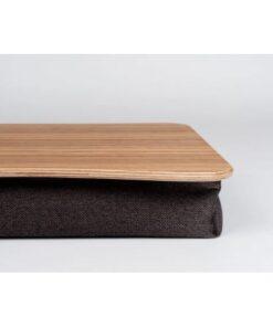 Поднос на подушке для ноутбука Зебрано