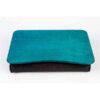 Turquoise Pillow Laptop Tray